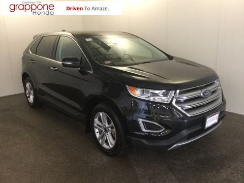 Certified Pre Owned 2015 Ford Edge Titanium